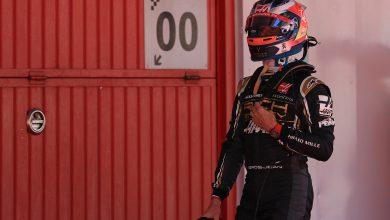 Steiner Haas Magnussen Grosjean