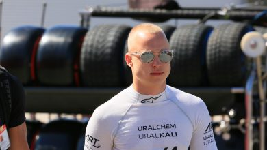 Mazepin Formula 1 Mercedes