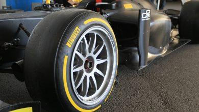 Pirelli 18 inch F1