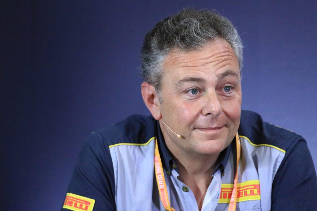 Pirelli 18 F1 tyre Isola