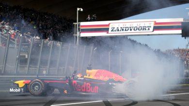 Zandvoort Dutch Grand Prix