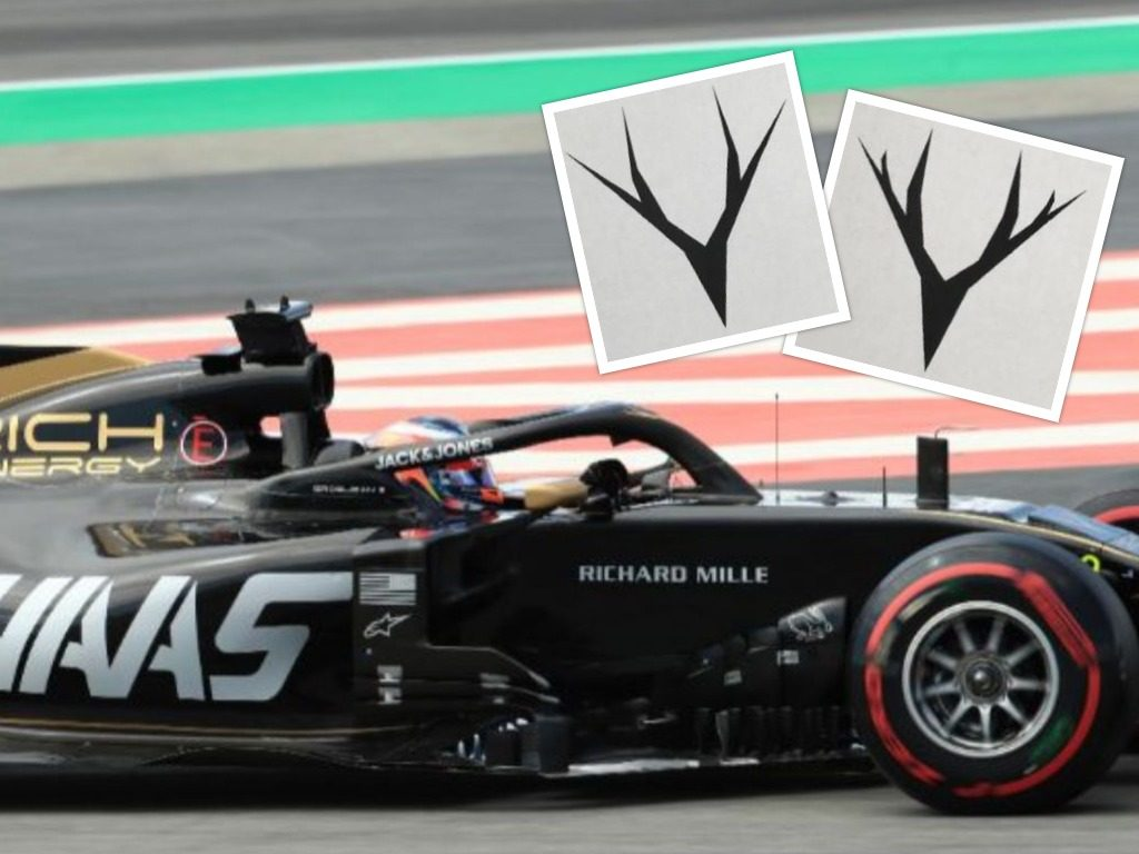 Haas Rich Energy logo