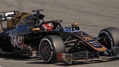 Haas Grosjean Steiner