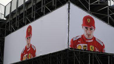 Leclerc Images Monaco