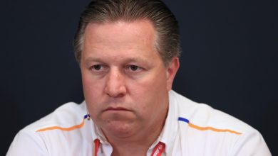 Zak Brown McLaren Monaco Grand Prix