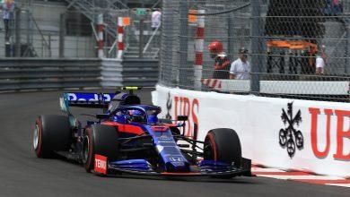 Alex Albon Toro Rosso Monaco Grand Prix