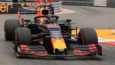 Verstappen Red Bull MONACO