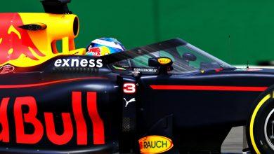 Aeroscreen Red Bull