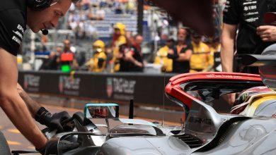 Mercedes Monaco Grand Prix