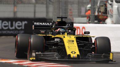 Daniel Ricciardo Renault Monaco Grand Prix Qualifying