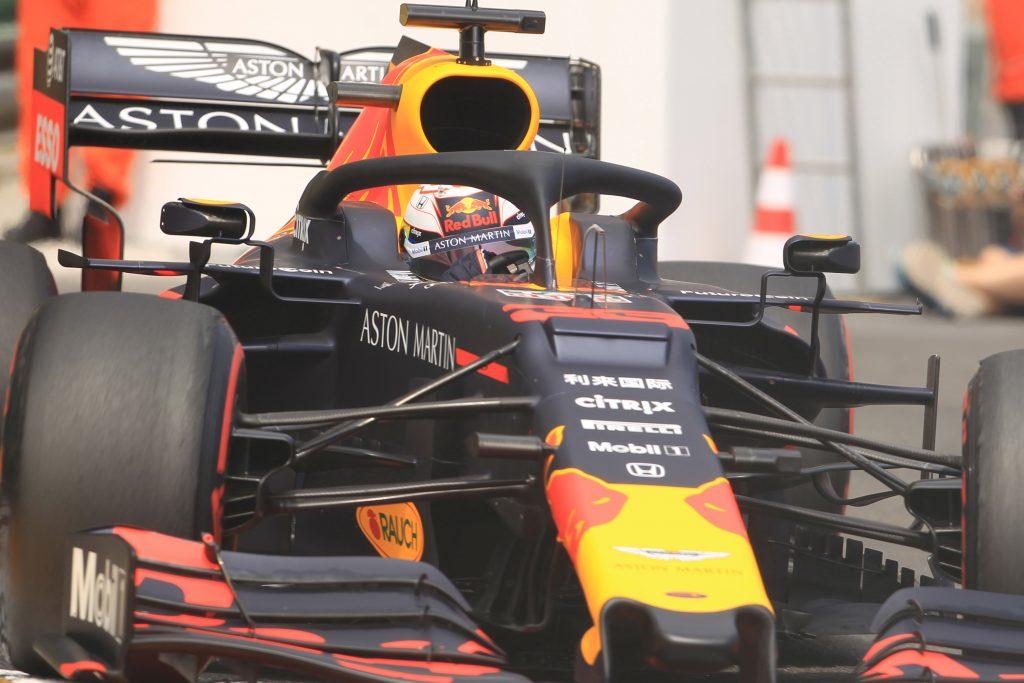 Max Verstappen Red Bull Racing Monaco Grand Prix