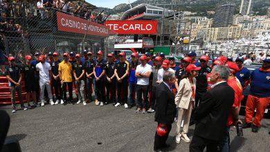 Monaco Grand Prix Race day