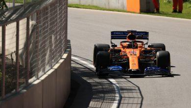 Canadian Grand Prix Montreal McLaren Sainz
