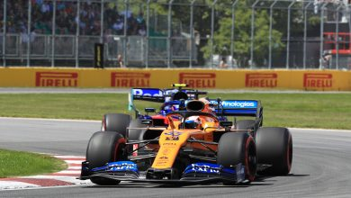 Live Canadian Grand Prix Results McLaren