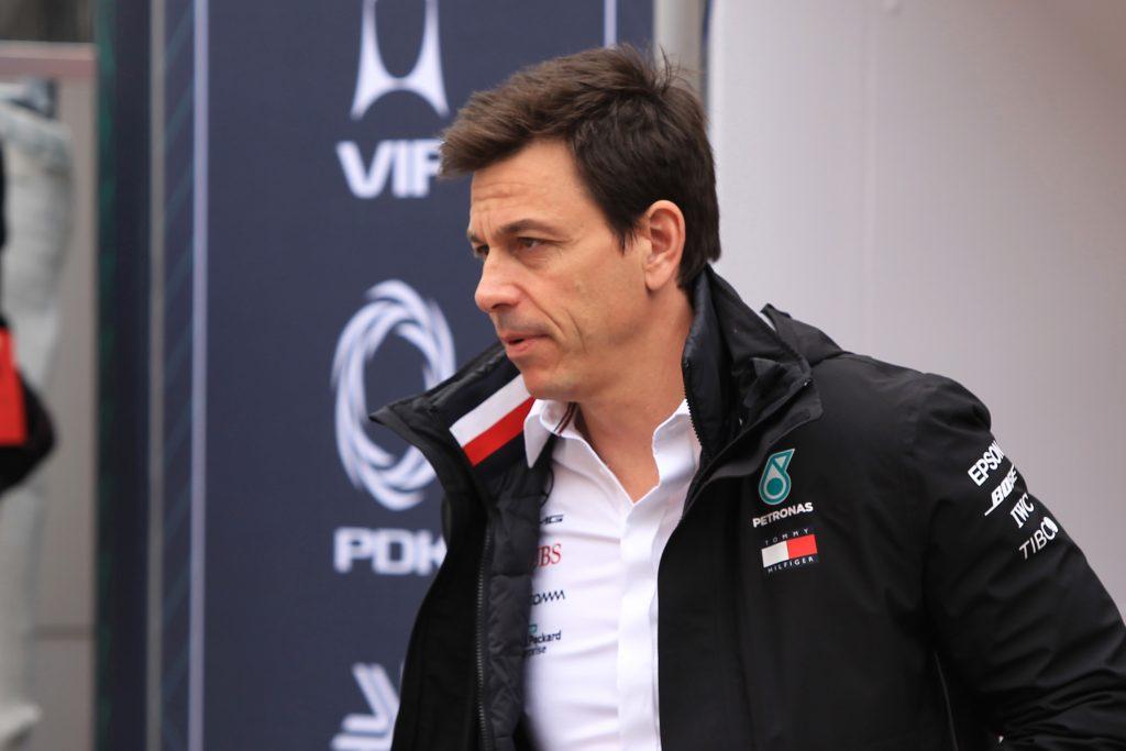 Canadian Grand Prix Wolff Mercedes