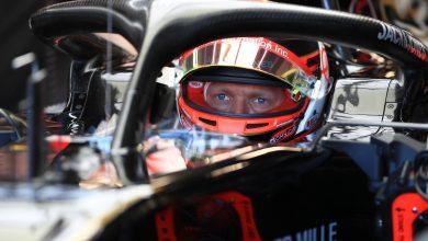 Magnussen Haas