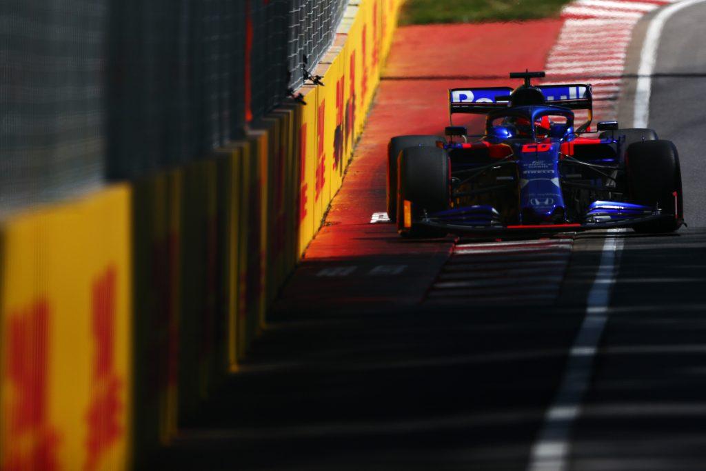 Kvyat Red Bull