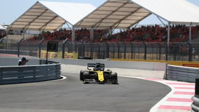 Renault French Grand Prix FP3