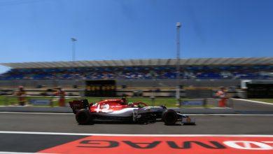 Paul Ricard qualifying french gp