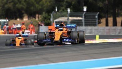 McLaren French Grand Prix
