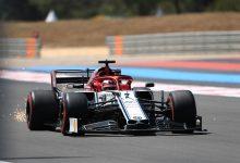 Raikkonen Alfa Romeo