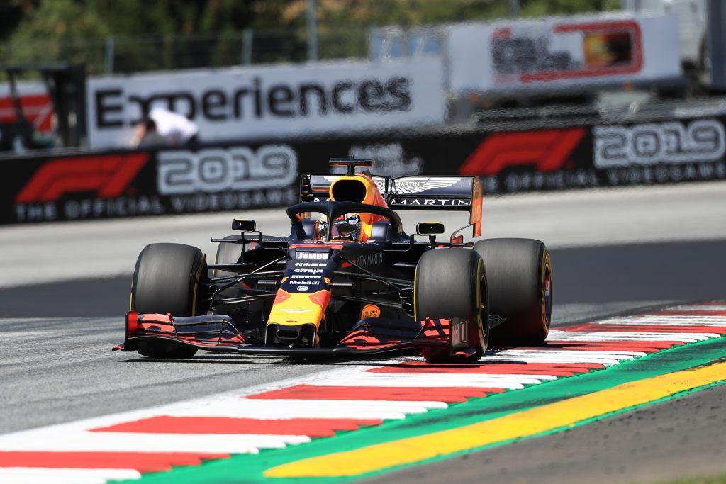 Verstappen Red Bull Racing
