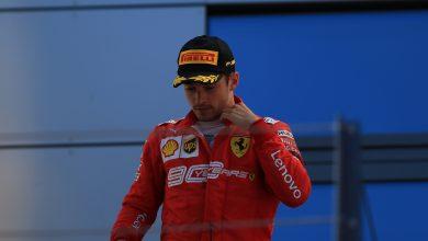 Charles Leclerc Ferrari Austrian Grand Prix