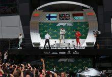 Hamilton wins the British GP