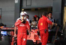 Ferrari Sebastian Vettel Formula 1 British Grand Prix Verstappen clash