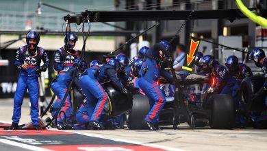 Alex Albon Toro Rosso Formula 1 British grand Prix voltage issue