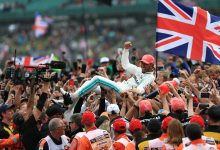 Lewis Hamilton Mercedes British Grand Prix Formula 1