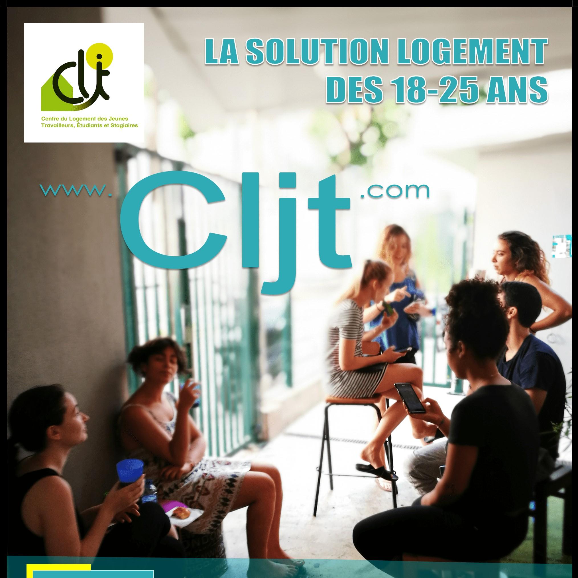Logo de CLJT- OFFRES DE LOGEMENTS