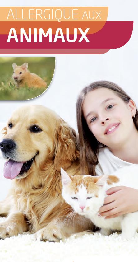 Allergique aux animaux