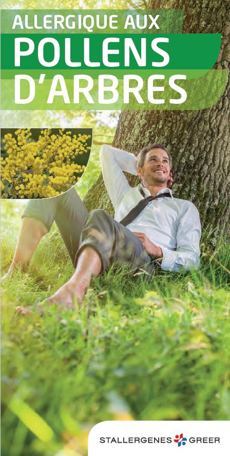 Allergique aux pollens d'arbre