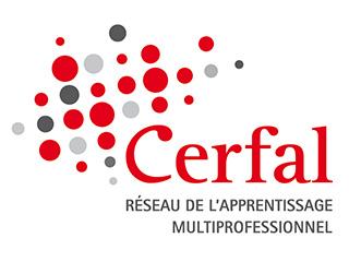 Logo de CFA CERFAL