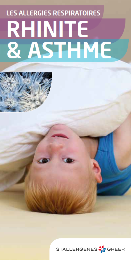 Allergies respiratoires - Rhinite et Asthme