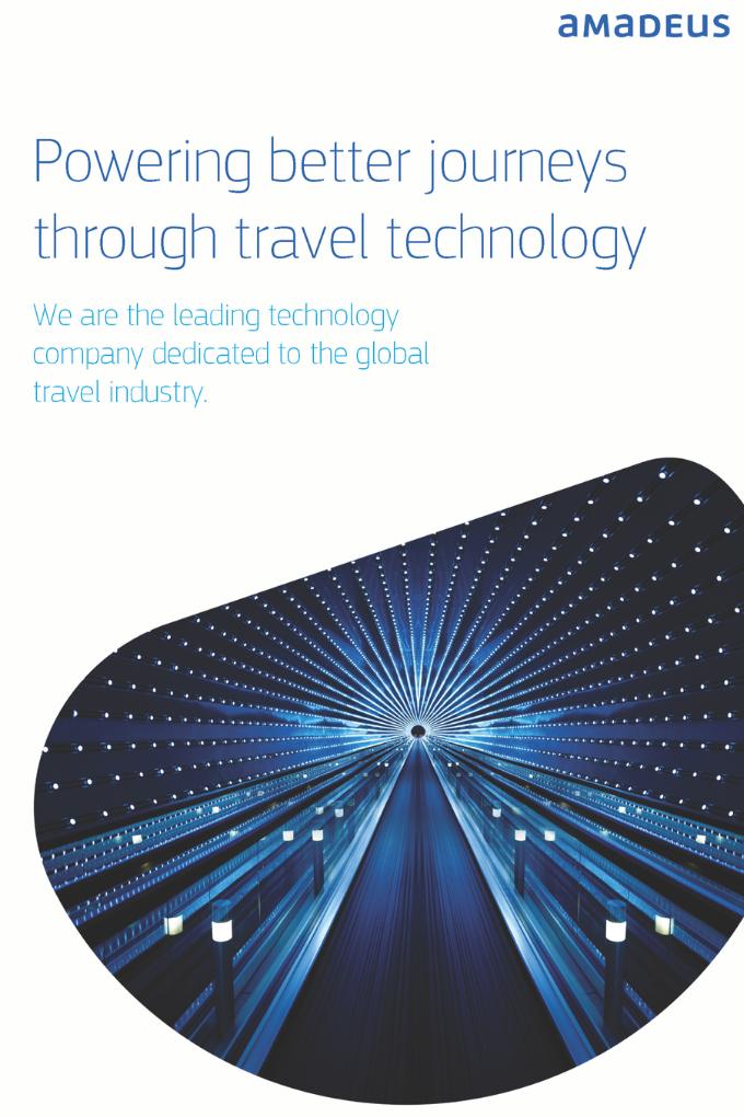 Powering better journeys through travel technology