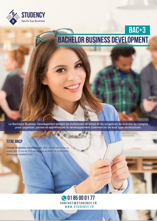 Bachelor Business Development