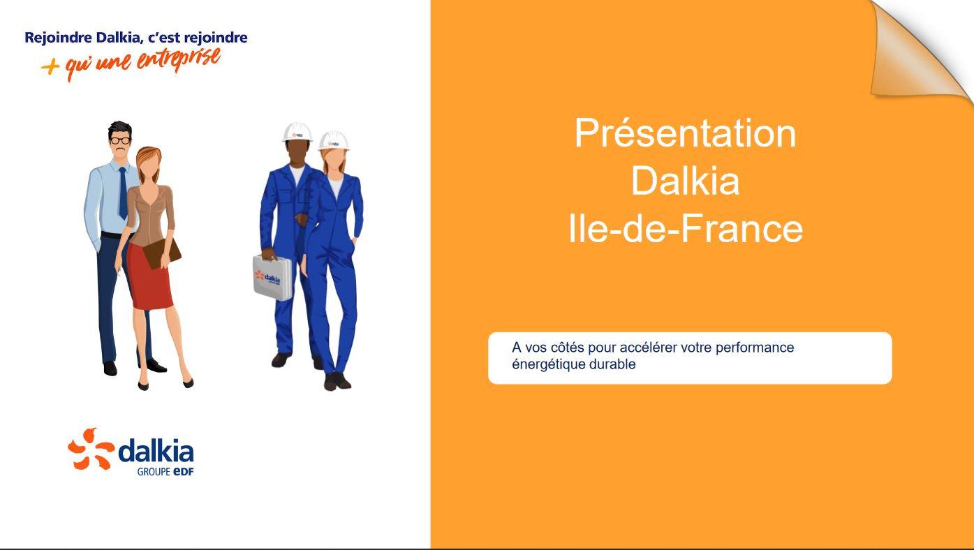 Découvrez les métiers de Dalkia en Ile-de-France
