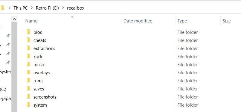 external drive recalbox.JPG