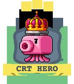 CRT Hero