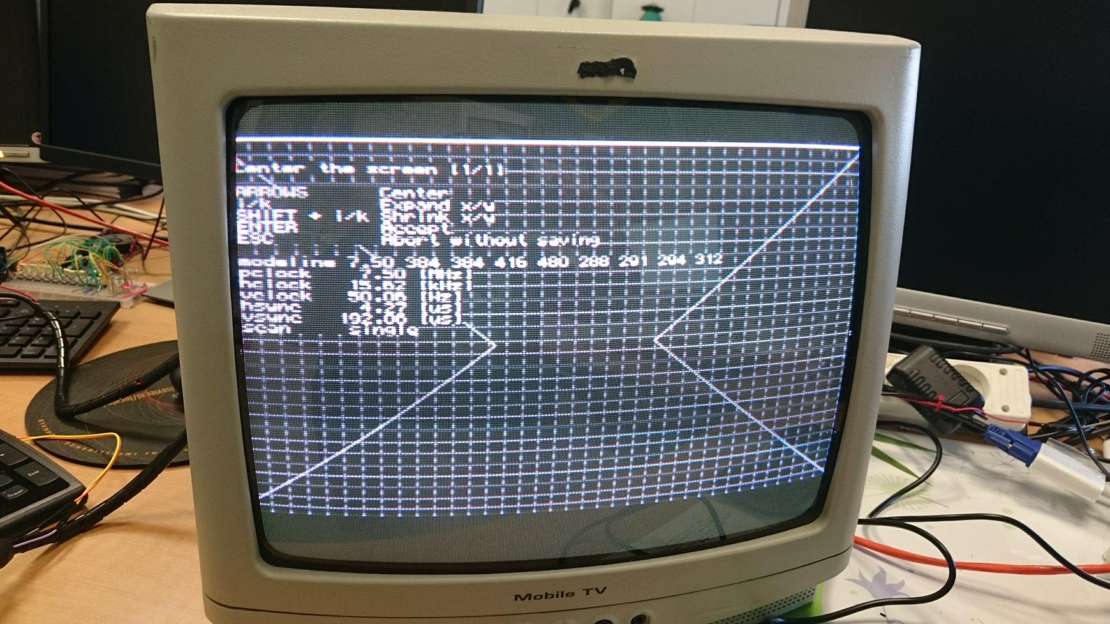 Recalbox RGB/Scart Output kein Bild | Recalbox Forum