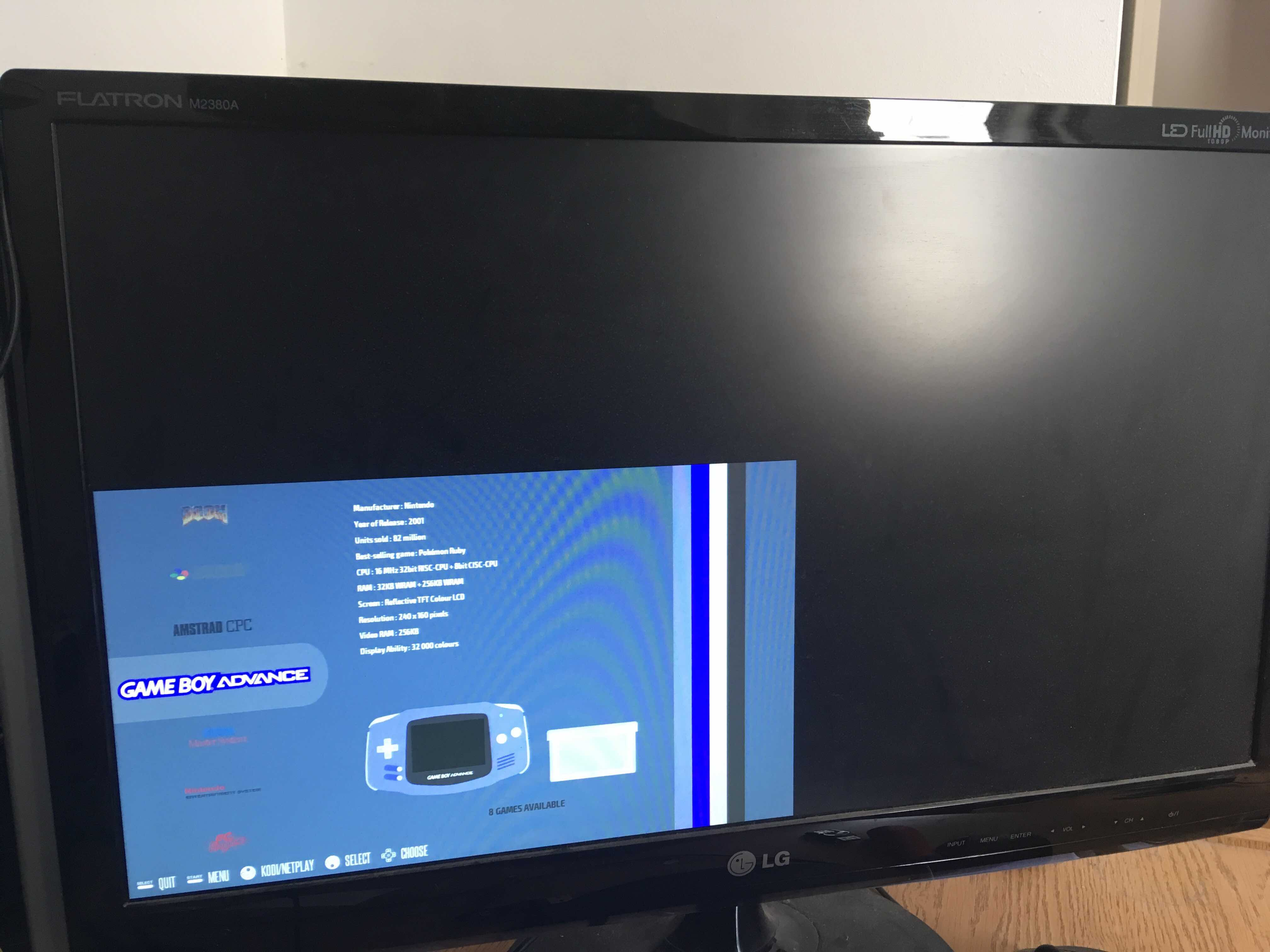 Started not full screen in a PC | Recalbox Forum
