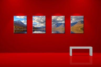 Stampe per decorazioni uffici Foto-canvas.com