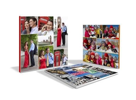 Immagini stampate con effetto Collage