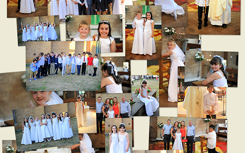 Holy Communions