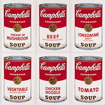 Andy Warhol - Campbell's