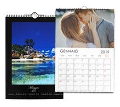 Calendari Personalizzati Multipagina