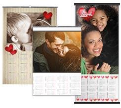 Calendari Personalizzati Pagina Singola