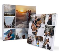 Collage Su Tela